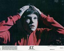 STEVEN SPIELBERG E.T. L'EXTRA-TERRESTRE 1982 VINTAGE PHOTO LOBBY CARD N°6