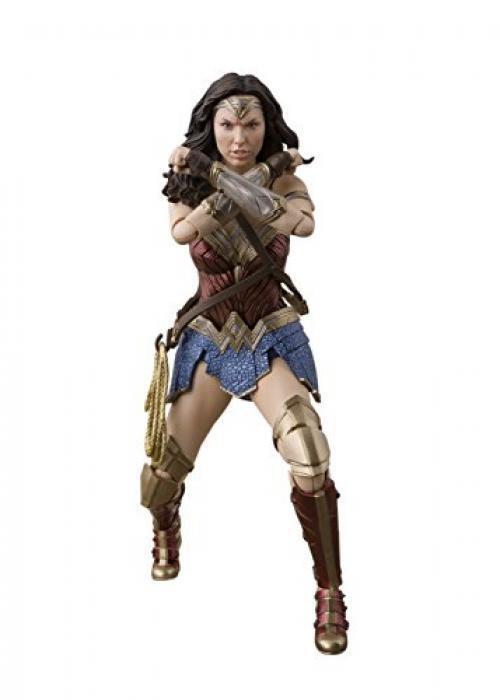 NEW S.H.Figuarts DC Comics Justice Learge WONDER Damenschuhe Action Figure BANDAI F/S