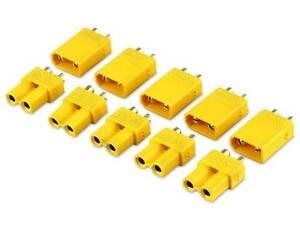 XT 30 Goldkontaktstecker Mini 5 Stecker XT30 Mini-Z Life Warmliner Brushless 600