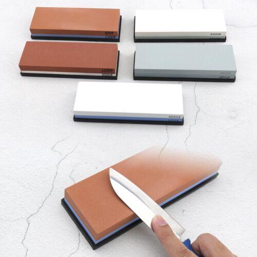 Style Whetstone White Corundum 400-1000//600-1500 Wet Sharpening Stone Kits