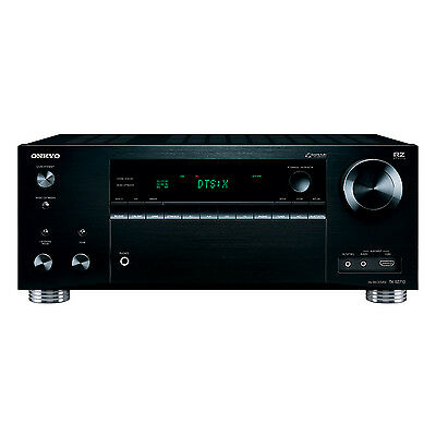 Onkyo TX-RZ710 7.2 Channel Home Theater Receiver w/ Bluetooth, Wifi & Chromecast
