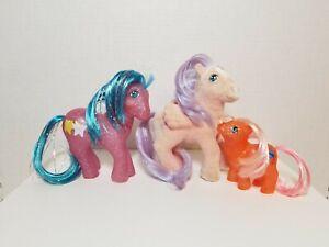 My Little Pony Sparkle Baby North Star, Stardancer, So Soft North Star ⭐G1 Lot⭐