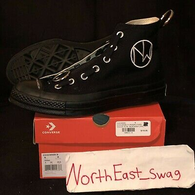 Converse Chuck Taylor All Star 70s High Undercover New Warriors Black Size 6 NEW   eBay