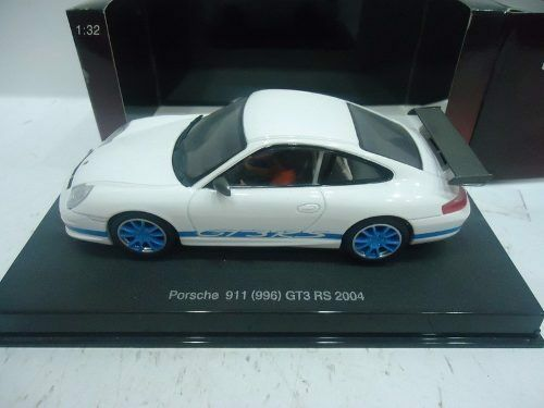 Porsche 911 996 gt3 Rs 2004 1 32 Auto Art scalextric slot