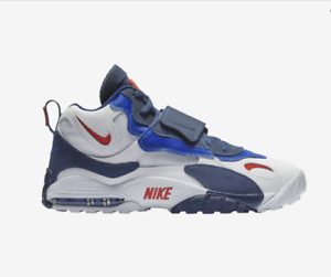 9f3832f78529 NEW! Nike Air Max Speed Turf V1165100 White University Red Blue Void ...