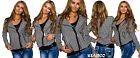 chaqueta de mujer estilo uñas en lana 2 colores talla :S,M,L