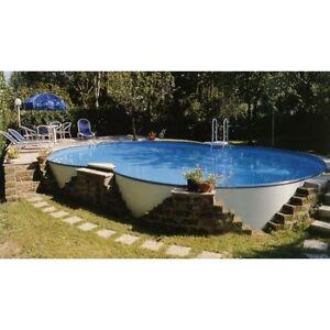 Piscina fuori terra e interrabile zodiac riva 725x460x120 cm pannello acciaio ebay - Offerte piscine fuori terra ...