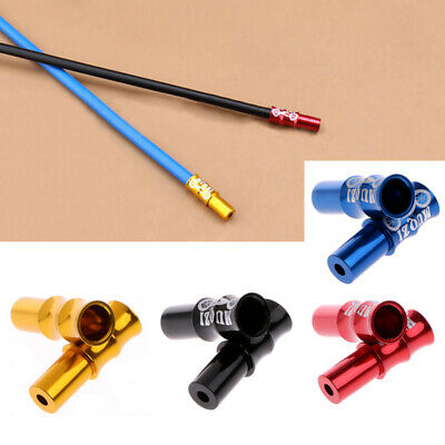 2pcs Bicycle Brake Wire End Cap Gear Wire End Tips Crimps for MTB Road Bike