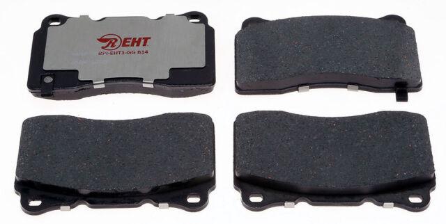 RM Brakes EHT1050 Brake Pad Set