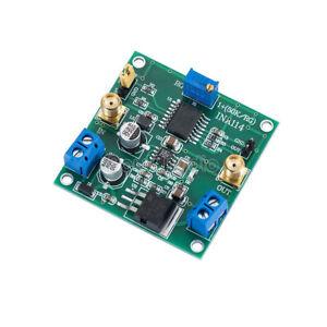 INA114-Instrumentation-Amplifier-Module-1000-Times-Gain-Adjustable-Single-Supply