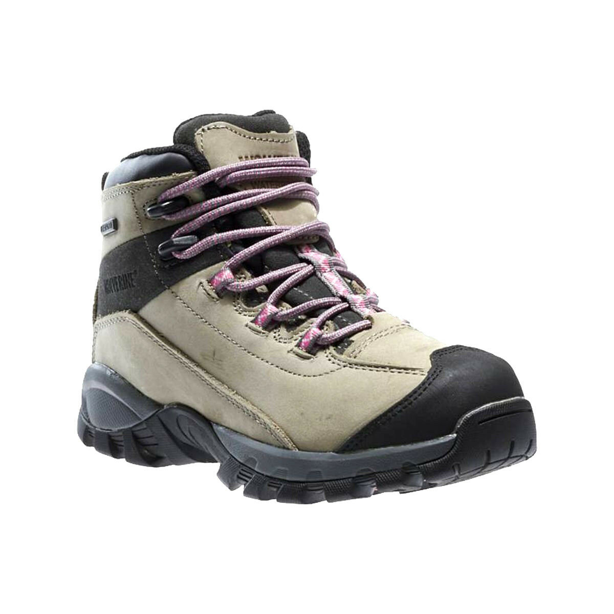 Wolverine Women's Blackledge LX Waterproof Boots Wild Dove Pink