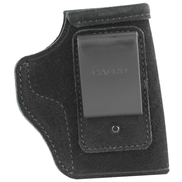 Galco Stow-n-go Inside The Pant Holster for Colt 3in 1911 Black Right STO424B for sale online