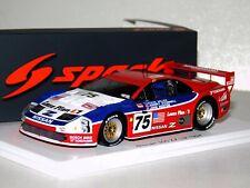 Spark 1:43 PRE-ORDER 1994 Nissan 300ZX #76 24Hr Le Mans Paul Gentilozzi LE MIB