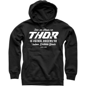 Pullover fans motocross Thor Sweat Goods The Noir à de capuche enduro Pour les fqSfw