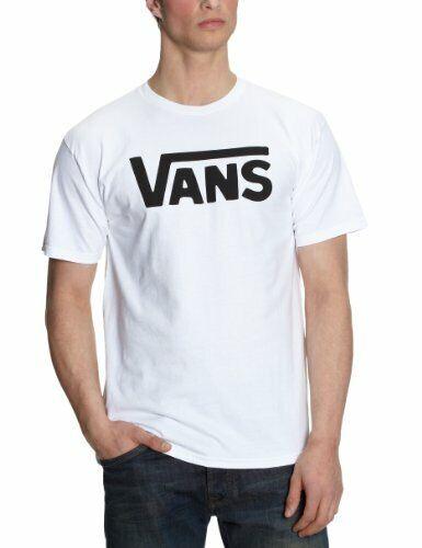 T shirt VANS Classic XXL Whiteblack