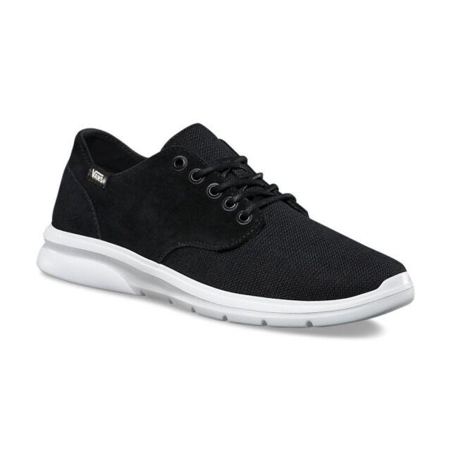 b9135f3569 Vans Iso 2 Prime Black White Men s 8 Women s 9.5 Skate Running Training  Shoes