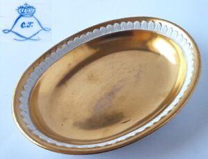 Porcelain-Bowl-Saxon-Porcelain-Factory-Carl-Thieme-Potschappel-Um-1900-N921