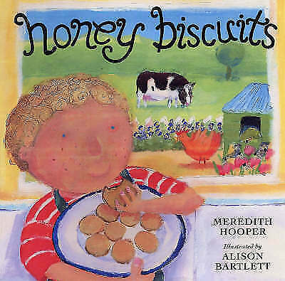 Honey Biscuits by Hooper, Meredith