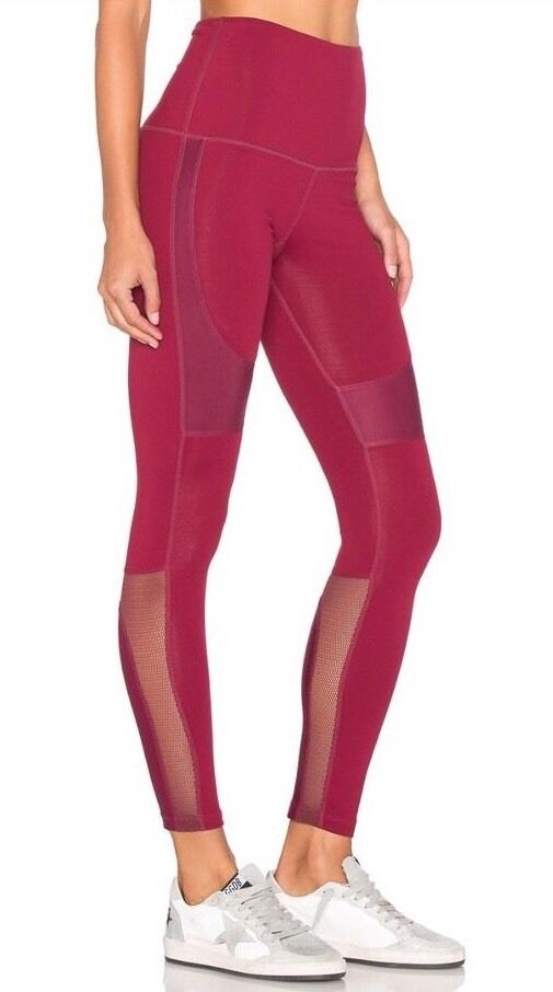 Splits59 Farrah High Waist Leggings In Mojave Size Small BNWT Sold Out Worldwide