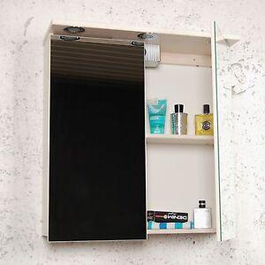 Spiegelschrank mit beleuchtung landhaus  Spiegelschrank PIA Landhaus weiß Kiefer massiv Spiegel Wand Bad ...