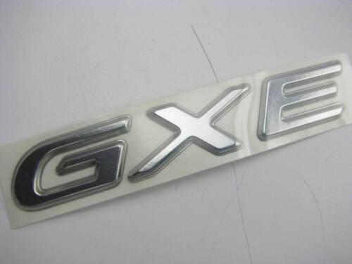 New OEM Trunk Lid *GXE* Badge Emblem Nameplate For 98-01 Altima 848969E400