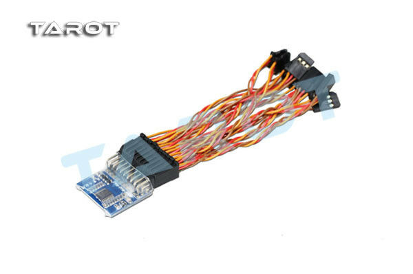 Tarot 8CH Receiver Signal Conversion Module TL2981 for RC Multicopter Drone