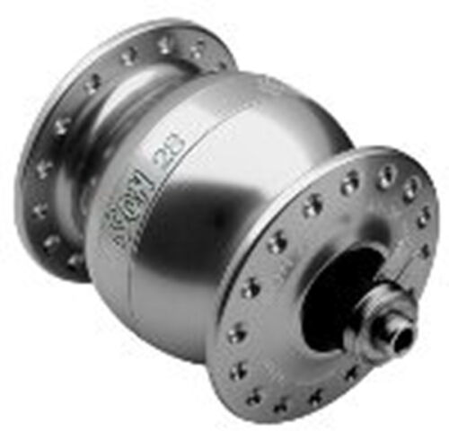 Hub Dynamo 28 all Quick Release Models for V-Brake and Disc 32//36-hole
