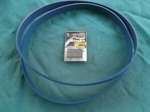 2 BLUE MAX HEAVY DUTY BAND SAW TIRES FOR SHOPMASTER BS100 OLSON COOL BLOCKS