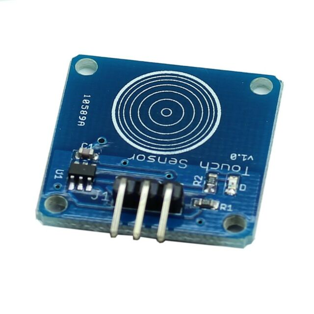 New Digital Touch Sensor CapacitiveTTP223B  Touch Switch Module DIY for Arduino