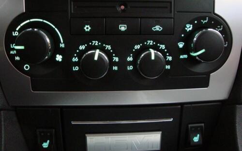 Jeep Grand Cherokee climat//HVAC Panneau de contrôle du Rétroéclairage Ampoule Kit Réparation
