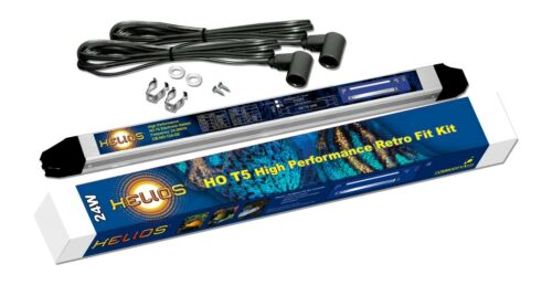 2PCS T5 HO 24//39//54W High Output T5 Ballast Retrofit Kit Grow Light Hydroponics
