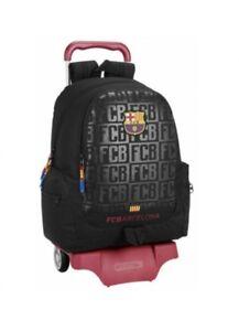 FC-Barcelone-cartable-a-roulettes-trolley-L-sac-a-dos-43-cm-detachable-269631
