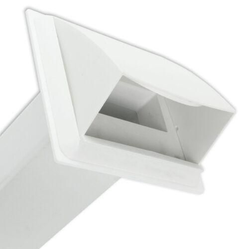 Zanussi /& john lewis sèche-linge mur Vent Kit-brique taille conduit de ventilation pour la facilité.