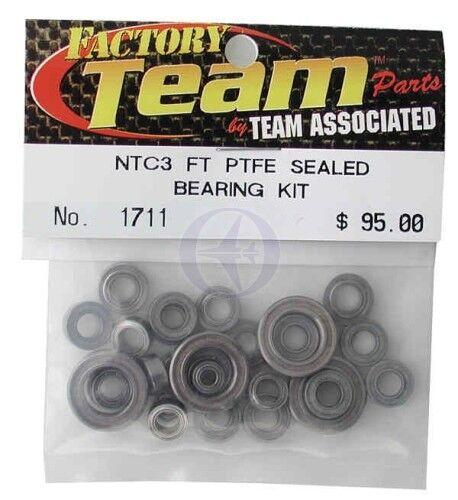 FACTORY squadra ntc3 PTFE Set di CUSCINETTI  A SFERA TENUTA STAGNA 301711 TRS ®  prezzi bassi di tutti i giorni