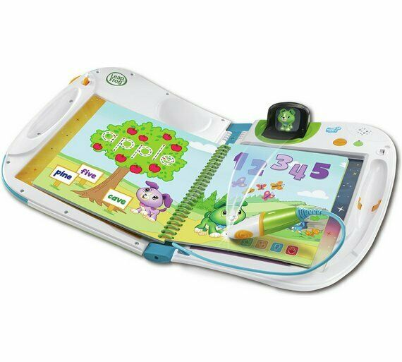 Leapfrog LeapStart 3D Interactive Learning System With A Magical Experience NEW