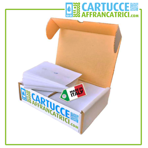 1000-Etichette-Adesive-Affrancatrici-neopost-Pitney-B-Francotyp-uso-Universale