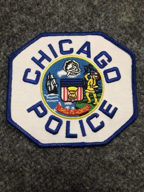 IL ILLINOIS PD POLICE shoulder patch VILLAGE of ITASCA