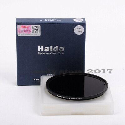 Haida NanoPro ND1000 3,0 10 Stop Filtro Circolare 72mm
