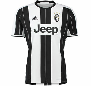 6326a0c5b89 Image is loading ADIDAS-JUVENTUS-HOME-JERSEY-2016-17