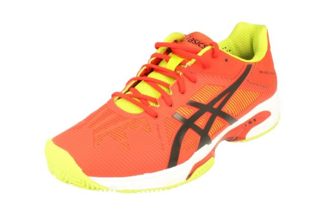 Materialismo rigidez Correctamente  Asics Gel-Solution Speed 2 Clay Mens Tennis Shoes E601N Sneakers Trainers  0990 for sale online | eBay