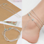 Women-Sexy-Crystal-Anklet-Ankle-Bracelet-Barefoot-Sandal-Beach-Foot-Jewelry-Gift thumbnail 33