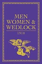 Men, Women and Wedlock (Gift Book), Celt, New Book