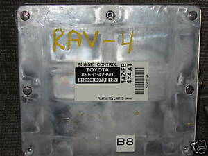 Details about Engine computer 2001-2003 Toyota Rav4 ECM, ECU REPAIR