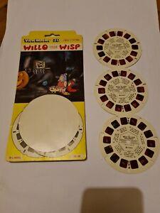Viewmaster-BOBINE-X3-Willo-il-fuoco-BD215-1-215-2-215-3
