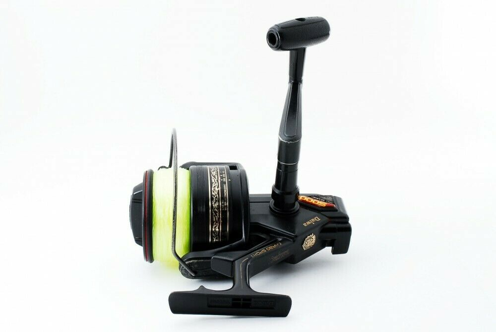 Daiwa CARBO Sport GS-5000 Spinning Reel  from Japan   11180