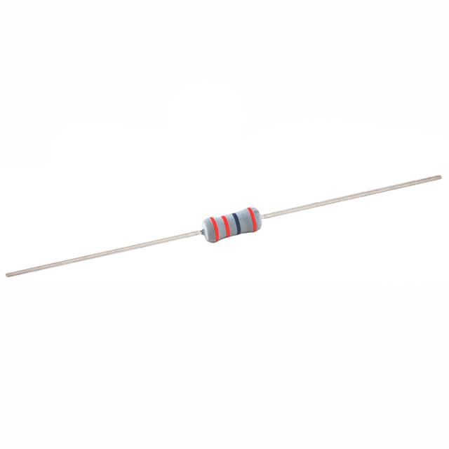 SEI RS-1 1W 1 Watt Metal Oxide Film Resistor  2.2K Ohm FLAMEPROOF ±5/% Tolerance
