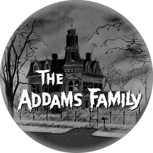31132-The-Addams-Family-House-TV-Movie-1960-039-s-Gift-2-25-034-Refrigerator-Magnet-New