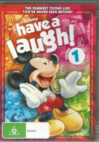 1 of 1 - Have A Laugh With Mickey : Vol 1 (DVD, 2011)