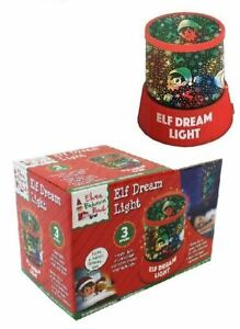 Elf-LED-Dream-Light-Projection-Night-Light-Fairy-Lamp-Kids-Bedroom-Xmas-Decor