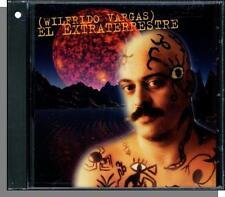 Wilfrido Vargas - El Extraterrestre - New 1995, 10 Song, Spanish CD!